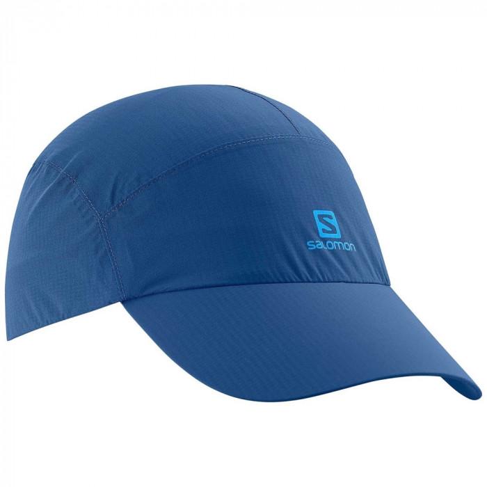 f86772db SALOMON Waterproof Cap Blu Unisex